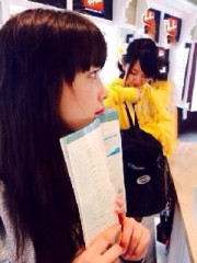 ℃-ute 公式ブログ/お買い物(=´∀`)人(´∀`=)舞美 画像3