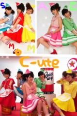 ℃-ute 公式ブログ/Newアルバム千聖 画像1
