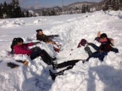℃-ute 公式ブログ/雪国〜ヽ( ≧▽≦)/ 画像2
