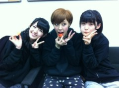 ℃-ute 公式ブログ/2日目(あいり) 画像1