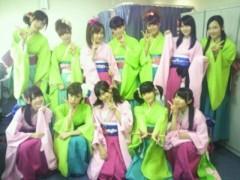 ℃-ute 公式ブログ/皆さんへ舞美より 画像3