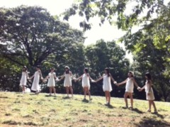 ℃-ute 公式ブログ/気付いて〜(;^ ー^)ノ笑 画像1