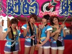 ℃-ute 公式ブログ/ありがとう、タクラマカン(>_<) 画像2