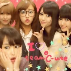 ℃-ute 公式ブログ/2日分の笑い。(笑)mai 画像1