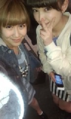 ℃-ute 公式ブログ/ニコニコ千聖 画像2