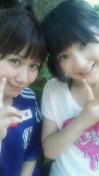 ℃-ute 公式ブログ/スリーピー岡井ちゃん、寝る(笑) 画像1