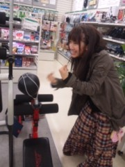 ℃-ute 公式ブログ/東急ハンズであそんでみた。 画像2