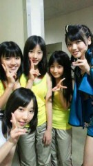 ℃-ute 公式ブログ/初ショット 画像1