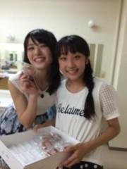 ℃-ute 公式ブログ/広島→大阪(  ´▽ ` ) ノ 画像1