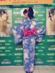 ℃-ute 公式ブログ/浴衣(あいり) 画像2