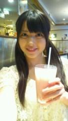 ℃-ute 公式ブログ/ピンクの飲み物(^ з^)- 画像2