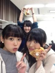 ℃-ute 公式ブログ/睡魔の中での戦い!(; ̄ェ ̄) 画像1