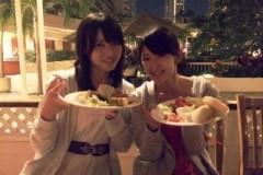 ℃-ute 公式ブログ/オソロGETo(^▽^)o舞美 画像1