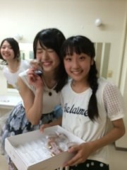 ℃-ute 公式ブログ/広島→大阪(  ´▽ ` ) ノ 画像2