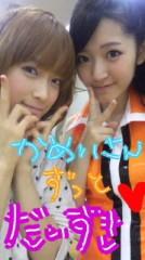 ℃-ute 公式ブログ/ファンコラ!( あいり 画像2