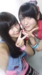 ℃-ute 公式ブログ/ぬはぁ〜P.Sなっきぃ(笑)千聖 画像1