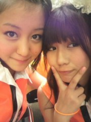 ℃-ute 公式ブログ/またまたLIVEだよ〜 画像1