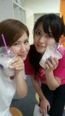 ℃-ute 公式ブログ/ピンクの飲み物(^ з^)- 画像1