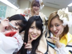 ℃-ute 公式ブログ/ライブin大阪〜\(^o^) / 画像2