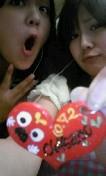 ℃-ute 公式ブログ/反省&おそろっち&ハプニング千聖 画像2