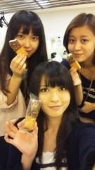 ℃-ute 公式ブログ/舞台裏は…(~ ▽~@) ♪♪♪ 画像3