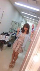 ℃-ute 公式ブログ/My LIFE((∪3u)千聖 画像1