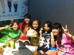 ℃-ute 公式ブログ/7周年(あいり) 画像1