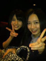 ℃-ute 公式ブログ/主演女優と映画鑑賞 画像3