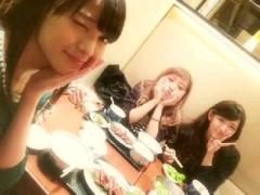 ℃-ute 公式ブログ/初ねぎし〜♪(  ´θ`)ノ 画像1