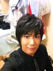 小川昌宏 公式ブログ/メイク終了。 画像1