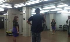 小川昌宏 公式ブログ/ダンスレッスン 画像1