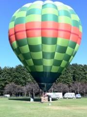 小川昌宏 公式ブログ/気球 画像1