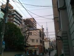 岩佐圭二 公式ブログ/なんで雨? 画像1