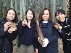 鈴木八朗 公式ブログ/タケノコと野草を食べる会  画像1