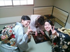 秋山あすな 公式ブログ/お着物♪ 画像3
