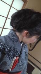 秋山あすな 公式ブログ/お茶事♪ 画像2