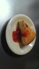 秋山あすな 公式ブログ/手作りチーズケーキ 画像1