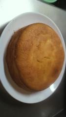 秋山あすな 公式ブログ/りんごのクリームケーキ 画像1