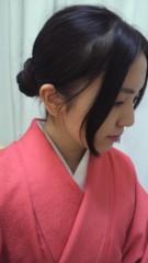 秋山あすな 公式ブログ/練習中 画像1