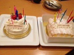 秋山あすな 公式ブログ/サプライズ! 画像1