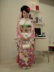 秋山あすな 公式ブログ/和服♪ 画像2