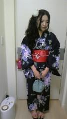秋山あすな 公式ブログ/浴衣姿 画像1