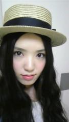 秋山あすな 公式ブログ/カンカン帽☆ 画像1