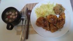 秋山あすな 公式ブログ/手料理 画像1