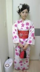 秋山あすな 公式ブログ/浴衣第2段 画像2