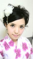 秋山あすな 公式ブログ/浴衣を着て… 画像2