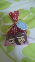 秋山あすな 公式ブログ/似顔絵クッキー 画像1