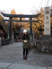 秋山あすな 公式ブログ/群馬旅行 画像3