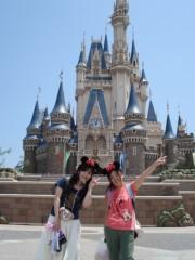 秋山あすな 公式ブログ/ディズニーランド写真アップ♪ 画像1