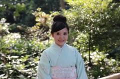 秋山あすな 公式ブログ/着物姿★ 画像2